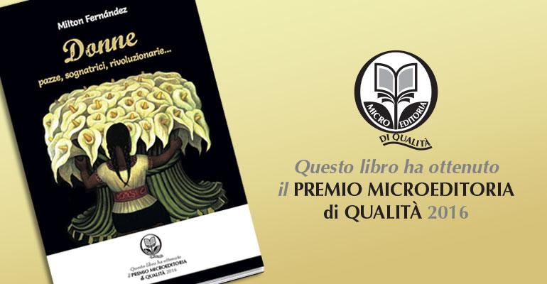 Premio Microeditoria di qualità 2016